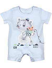 boboli Knit Play Suit For Baby Boy, Body para Bebés
