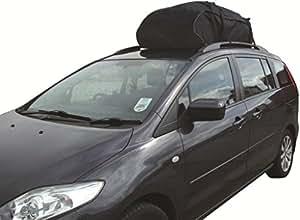 sac pour toit de voiture id al pour les voitures avec des rails de toit. Black Bedroom Furniture Sets. Home Design Ideas