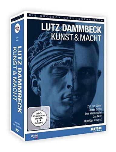 Lutz Dammbeck - Kunst & Macht [4 DVDs] -