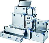 Relags Zarges Eurobox-415 L Box, Silber, 415 L