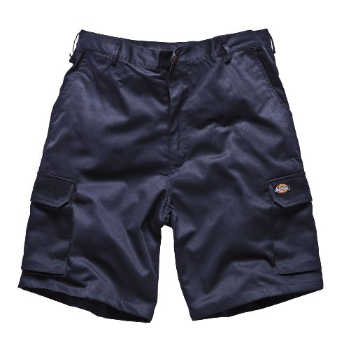 Dickies® Redhawk Shorts Cargo-Short kurze Hose (56, dunkelblau navy) (Hose Kurze Cargo)