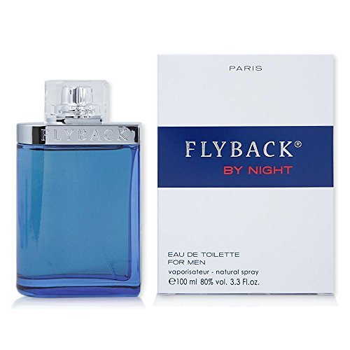 FLY BACK BY NIGHT BY YVES DE SISTELLE COLOGNE FOR MEN 3.3 OZ / 100 ML EAU DE TOILETTE SPRAY by Yves De Sistelle