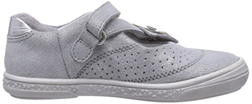 Richter Kinderschuhe Dandi 3011-522, Ballerines fermées fille Gris - Grau (iron/silver  1810)