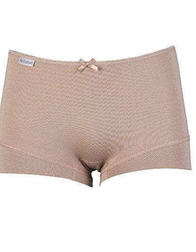 RJ The Good Life Sweatproof Short Damen Slip die Lösung bei übermäßiger Transpiration Sand Beige