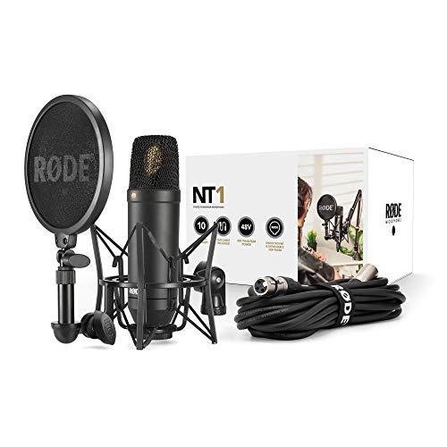 Imagen de Micrófonos de Condensador Rode Microphones por menos de 200 euros.