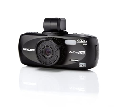 In Car Dash Cam Camera DVR Dashboard Digital Driving Video Recorder 402G Professional Full 1080P HD