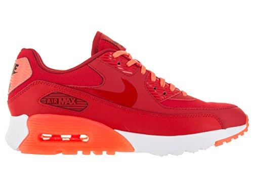Nike Damen W Air Max 90 Ultra Essential Gymnastik, Rot, 41 EU rot (Unvrsty Rd / Unvrsty Rd-Brght Mn)