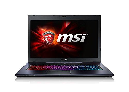MSI NB GS70 6QE STEALTH PRO I7-6700 16GB 1TB + 256GB SSD 17.3 FHD A.G. EDP GTX 970M 3GB WIN 10 HOME (1000021734)