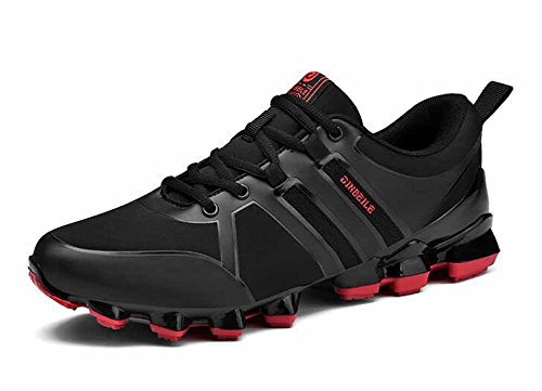 Hommes Respirant Formation Chaussures 2017 Automne Chaussures De Course En Plein Air Chaussures De Course Rouge Sneakers