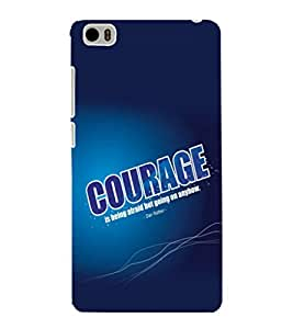 printtech Cool Quotes Success Back Case Cover for Xiaomi Redmi Mi5::Xiaomi Mi 5