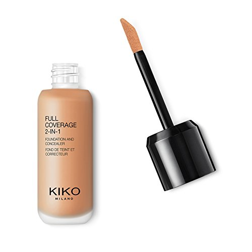 KIKO MILANO - Fundación Full Coverage-in-1 & Concealer-