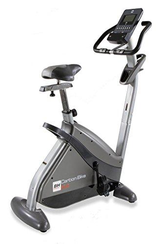 Bh Fitness  - Bicicleta estática carbon bike dual