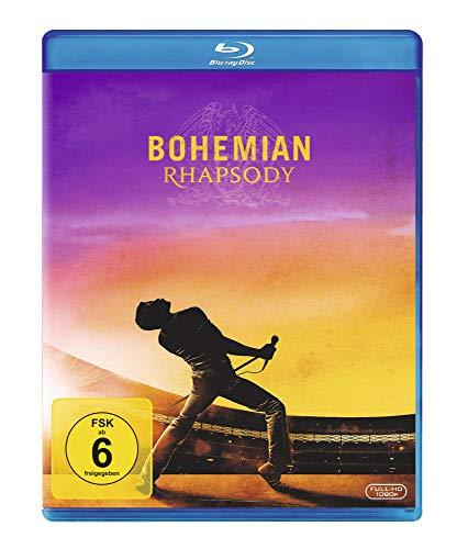 Bohemian Rhapsody [Blu-ray] (Home Fox Entertainment)