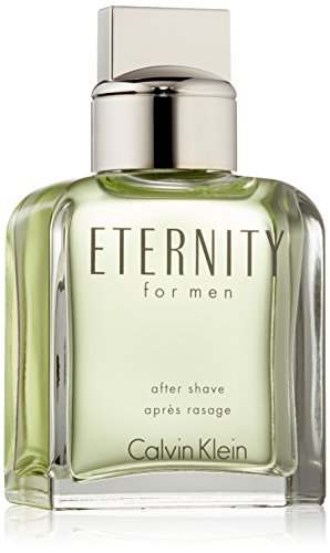 Calvin Klein Eternity Men homme / men, Aftershave 100 ml, 1er Pack (1 x 1 Stück)