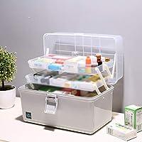 Racks Medizinschränke Medizintruhe tragbarer tragbarer Haushalt Medium Art Drogenspeicherkasten Minimedizinkasten... preisvergleich bei billige-tabletten.eu