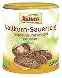 Bio Vollkorn-Sauerteig (125 g)