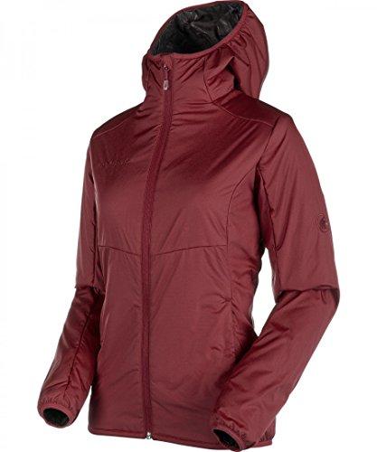 Mammut Runbold Advanced IN Hooded Jacket Women - Thermojacke merlot red