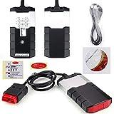 Wafalano Kits diagnostiques de Scanner de Camion de Voiture OBR 2015R3 CDP Bluetooth USB pour la Double Carte de Delphi DS150E avec Bluetooth V9.0