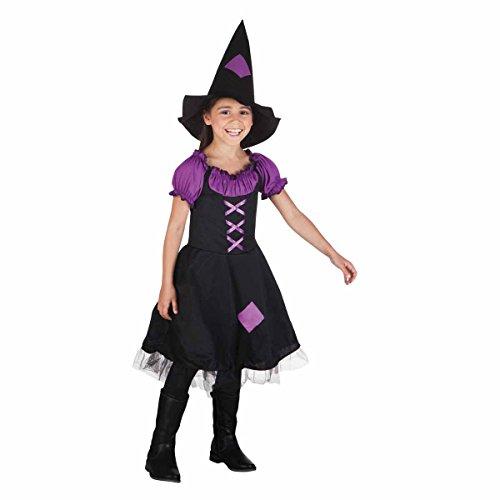Boland Costume bambina streghetta viola Imperial Witch ... 268d261797b0