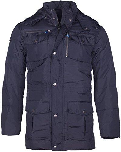 Goodyear giacca invernale Fort Lauderdale, da Jacket-Nero nuovo S-XXL multicolore S