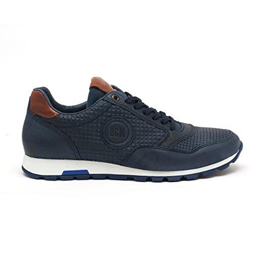 BCN 1024, Chaussures Homme Bleu