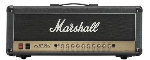 Marshall Gitarrenverstärker DUAL HEAD JCM900 4100 100 W Reverb
