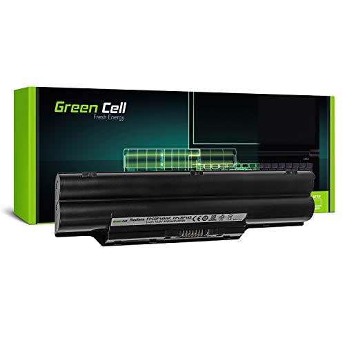 Green Cell® Standard Serie FPCBP145 Laptop Akku für Fujitsu-Siemens LifeBook E8310 L1010 LH700 P770 P8110 S2210 S6310 S6311 S710 S7110 S7111 S760 SH560 SH760 SH771 S710 Serie