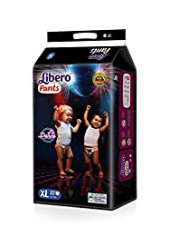 Libero Diaper Pants small Size (48 Pieces), (XL)