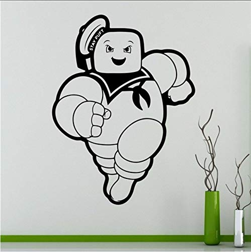 (Fushoulu 58X44Cm Wand Vinyl Aufkleber Animierte Serie Aufkleber Cartoons Home Interior Abnehmbare Kinder Dekor)