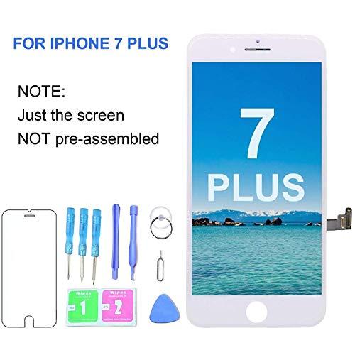 Ruesious Pantalla 7 Plus LCD Repuesto Blanco - Nuevo