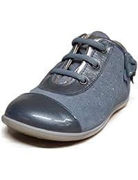 0c00f4daf7e8d BALDUCCI Scarpe Baby Sneakers in camoscio Grigio 96267-PERLA