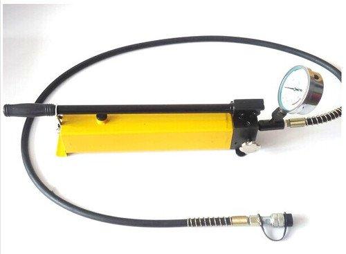 Gowe Pompe hydraulique avec capacité de 1800 cc d'huile 70 MPa PT3/20,3 cm Vis à filetage, l'huile Nombre est Coque Tellus T 15