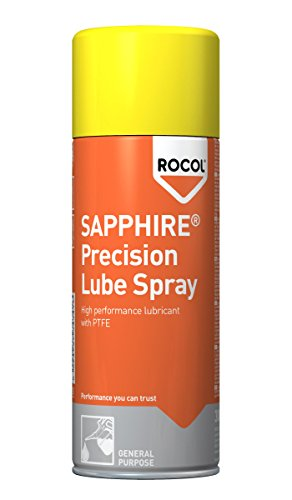 ROCOL 34341 400 ml Saphir Präzision Lube Spray (Spray Lube)
