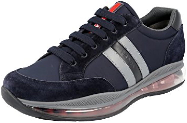 Prada 4E3156 OQT F0008  Herren Sneaker