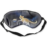 Niedliche Fisch-Schlafmaske, wiederverwendbar, kalt zur Verbesserung des Schlafes, Erleichterung von Ödemen, Augenermüdung... preisvergleich bei billige-tabletten.eu