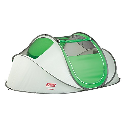 Coleman galiano 2fast pitch pop-up per persone, leggero outdoor tenda da campeggio con borsa per il trasporto