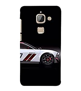 ifasho Designer Back Case Cover for LeEco Le Max 2 :: LeTV Max 2 (New Golf Studio Photography)