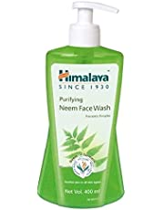 Himalaya Purifying Neem Face Wash, 400 ml