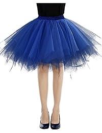 Bbonlinedress ballet tutu en tulle jupe courte style années 50