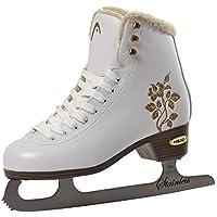 Head, Pattini da pattinaggio artistico su ghiaccio Donna Opal Figure Skate, Bianco (Weiß), 41