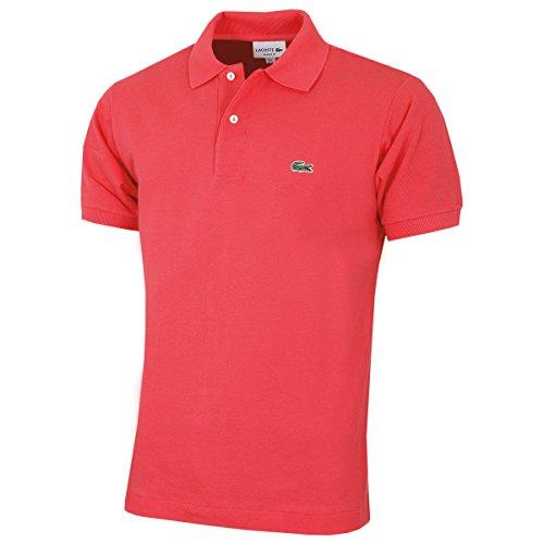 Lacoste Herren Poloshirts Poloshirt rosa