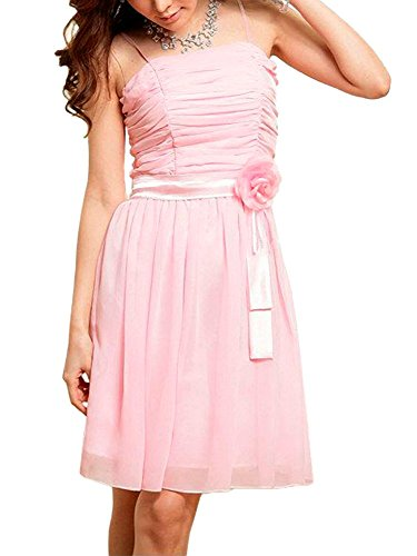 VIP Dress Grazioso Abito da sera con dettagli floreali in rosa Rosa
