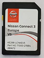 SD Karte GPS Europe 2020 v5 - Nissan Connect 3 LCN2 - (Database Q1.2019)