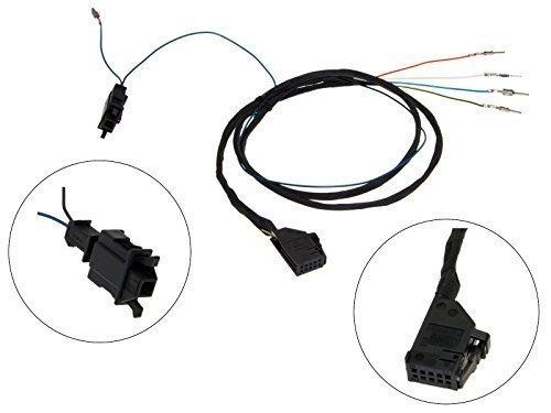 Preisvergleich Produktbild Adapter-Universe® GRA Tempomat Kabelbaum Kabelsatz Kabel TDI Diesel
