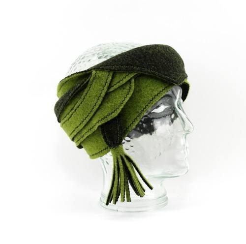 Schnittquelle Schnittmuster: Stirnband Oyten (Kopfumfang 58 cm) - Einzelgrößenschnittmuster von 53 cm - 58 (Kostüme Für Einfaches Jungs Cosplay)