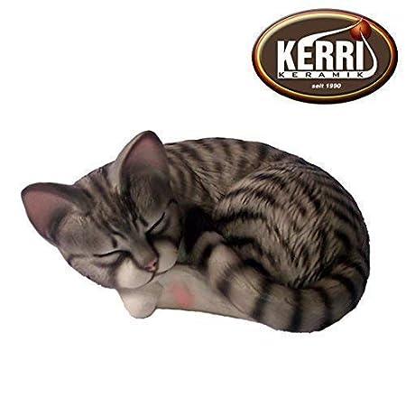 Kerri-Keramik Urne Katze Tierurne Katzenurne