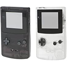 2Set Shockproof Full Protective Silicone Case Cover For GBC Game Console