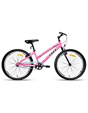 Frog Granite 24 Inches Single Speed Bike for Teenagers Pink