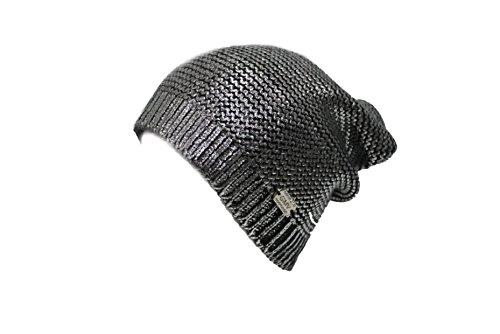 Cappello donna Gian Marco Venturi l.metallic 79365 antracite