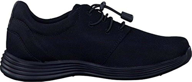 Tamaris Woman Sneaker Black  Zapatos de moda en línea Obtenga el mejor descuento de venta caliente-Descuento más grande